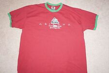 Arizona Nike Team Vintage Edition grand canyon state tee XXL red green