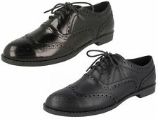 Lace-up Synthetic Low Heel (0.5-1.5 in.) Shoes for Women