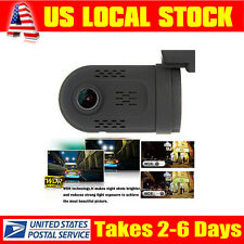 USA Mini 0807 Ambarella A7 1080P HD Car Dash Cam Camera Video DVR Capacitor GPS