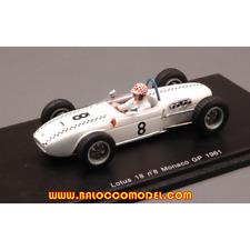 LOTUS M.MAY 1961 N.8 MONACO GP 1:43 Spark Model Formula 1 Spark Model Formula 1