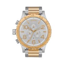 Nixon - 51-30 Chrono Watch - Silver/Gold