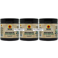 "Jamaican Black Castor Oil Protein Conditioner 8 Oz / 226 g ""Pack of 3"""