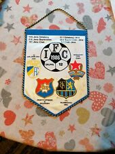 UEFA, INTERTOTO CUP 1986, GROUP 12, PENNANT