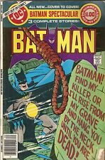 Batman '78 Spectacular VG F3