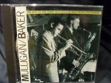 Gerry Mulligan/Chet Baker-the Best of the Gerry Mulligan quartet & Chet Baker