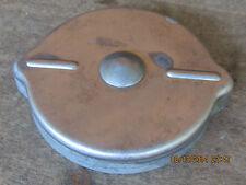 1965 FORD MUSTANG W/ EATON PUMP POWER STEERING PUMP CAP ZINC