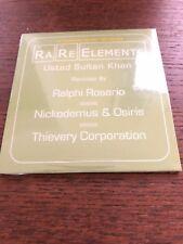 Rare Elements - 3 Inch Promo DJ CD Thievery Corporation Ralphi Rosario - Sealed!