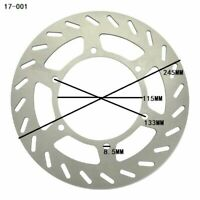 For YAMAHA WR200 TTR250 YP 250 Majesty DT 250 Front Brake Disc Rotor