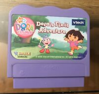 VTech VSmile Dora The Explorer Dora's Fix It Adventure Cartridge Learning Game