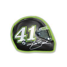 Kurt Busch 2017 Wincraft #41 Monster Green Helmet Pin Carded FREE SHIP