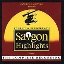 International Cast - Miss Saigon Highlights [New CD] UK - Import