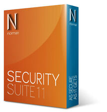 Norman Antivirus & Antispyware Security Suite 11  für 3 PC Multilanguage 2016 DL