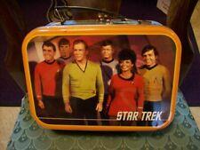 Star Trek Original Series Tin Lunch Box by Vandor 2009