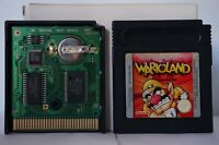 Wario Land 2 II Nintendo Game Boy warioland gameboy color Spiel PAL EUR clean