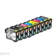 KIT 9 CARTUCCE COMPATIBILI PER EPSON SURECOLOR SC-P600 - 32ml x 9 Cartucce