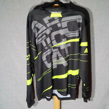 Arctic Cat Arcticwear Long Sleeve Racing Pullover Geometric Mens M Made Canada
