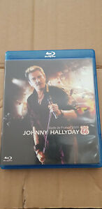 BLU-RAY Johnny HALLYDAY - TOUR 66 - STADE De FRANCE 2009 -