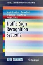 Traffic-Sign Recognition Systems by Petia Radeva, Oriol Pujol, Xavier Baró,...
