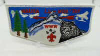 BSA OA 442 Wauna La-Mon'Tay S2 WWW Flap Cascade Pacific Council Oregon