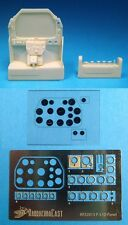 Barracuda 32013 x 1/32 P51D Instrument Panel for Tamiya (Resin & Photo-Etch)