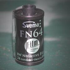 35mm Film - Svema FN 64 BW (1 Roll - Fresh)