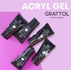 Acryl-gel Grattol, Professional, 30 ml = 1oz