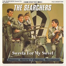 THE SEARCHERS - SWEETS FOR MY SWEET - CD