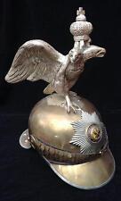 Russian Imperial Garde du Corps Officer Helmet Russia Guard Iconic Head Dress