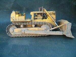 TD-25 Dozer/Bulldozer/Crawler  Weathered Logging/Mining 1/24 G 1/22.5 1/20.3