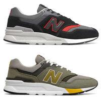 NEW BALANCE 500 997H 574 scarpe uomo causal grigio rosso sportivo sneakers