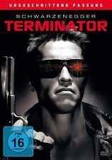 TERMINATOR 1 Sin cortes - James Cameron ARNOLD SCHWARZENEGGER DVD nuevo