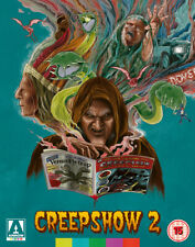 Creepshow 2 Arrow Store Exclusive Limited Edition Blu-ray New OOP *PREORDER*