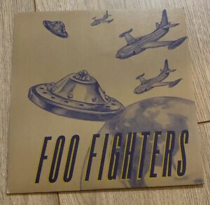 foo fighters Dave Grohl Nirvana This Is a Call / Winnebago Uk Pressing 7 Vinyl