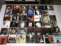 Bryan Adams Rare CD Collection LOT Live Imports Bootlegs Promo Gold Disc Signed