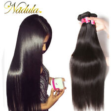 Nadula Hair 7A Mongolian Straight Human Hair Weave 1 3 Bundles 100%25 Virgin f82d3b2e7