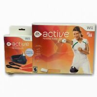 EA Genuine Nintendo Wii Active Personal Trainer With Accessory Pack 2009