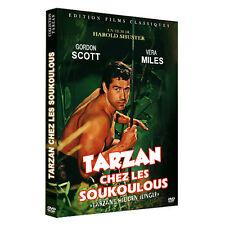 TARZAN chez les SOUKOULOUS (Gordon Scott)