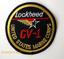 C-130 HERCULES GV-1 US MARINES HAT PATCH HERK VMGR LOCKHEED PILOT AIRCREW MCAS