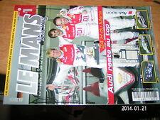 Le Mans Racing n°44 Reportage complet 24 heures du Mans 2007 Minassian