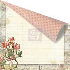 Prima Marketing Fairy Rhymes- Sweet Briar Paper