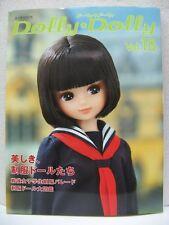 Dolly Dolly Vol.18 BJD Blythe Licca Babie Magazine Book