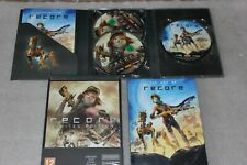 Recore LIMITED EDITION PC DVD BOX + ARTBOOK 112 PAGES !!! ENGLISH