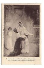 première apparition de la sainte vierge à soeur catherine labouré