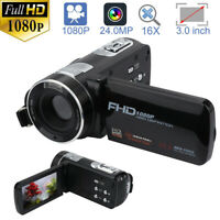 Digital Video Camera Camcorder ,YouTube Camera Recorder HD 1080P Touch Screen