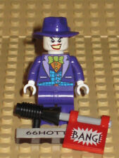 LEGO DC Comics Super Heroes 76013 The Joker MiniFigure NEW