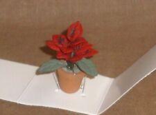 schöne Topfpflanze für das Puppenhaus - Miniatur 1:12 - toll