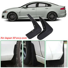 4pcs Premium Heavy Duty Molded Splash Mud Flaps Guards Fenders For Jaguar XF 13+