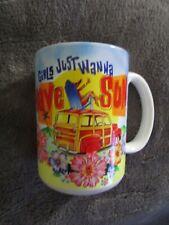 Caribbean Soul/Goni' Coastal Ceramic Mug, Girls Just Wanna Have Sun 2006