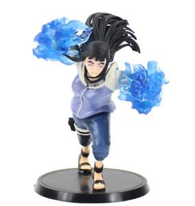 Anime Naruto Shippuden Hyuga Hinata Action Figure Collectible Model Toy Doll