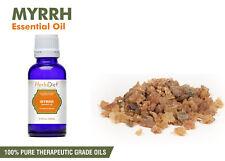 Myrrh Essential Oil 100% Pure Undiluted Natural Uncut Therapeutic Grade Oils